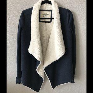 Abercrombie & Fitch Brand shrug/ jacket